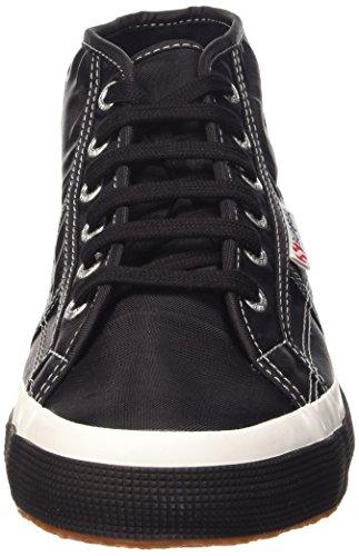 Superga 2754-Plusnylu, Chaussures de Gymnastique Mixte Adulte Noir (999 Black)