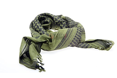 shemagh-keffieh-olive-et-noir-cheche-us-army-marque-miltec-foulard-palestinien-airsoft-paintball-out