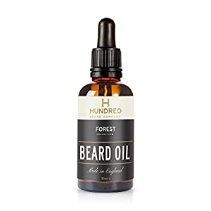 Beard Oil, Forest™ Blend, All Natural - 7 Premium Oils Blended Into a Mouth Watering Concoction - Guaranteed to Soften Your Beard and Make it Kissable