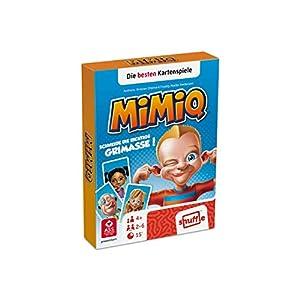 AGM Mimiq Learning Card Game - Juegos de Cartas (4 año(s), Learning Card Game, Niños, Niño/niña, 15 min, Caja de cartón)