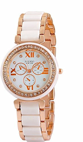 Fabiano New York Analogue Multi-Colour Dial Women\'S And Girl\'S Watch- Fny011
