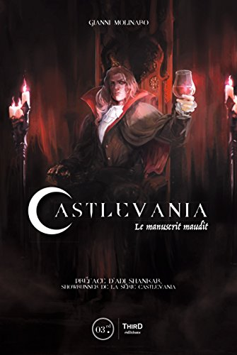 Castlevania: Le manuscrit maudit