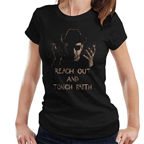 Cloud City 7 Reach out and Touch Faith Women's T-Shirt