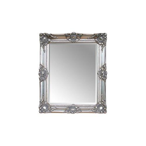 Espejo-barroco-con-ornamentos-de-plata-efecto-espejo-para-perchero-bao-aseo-para-invitados