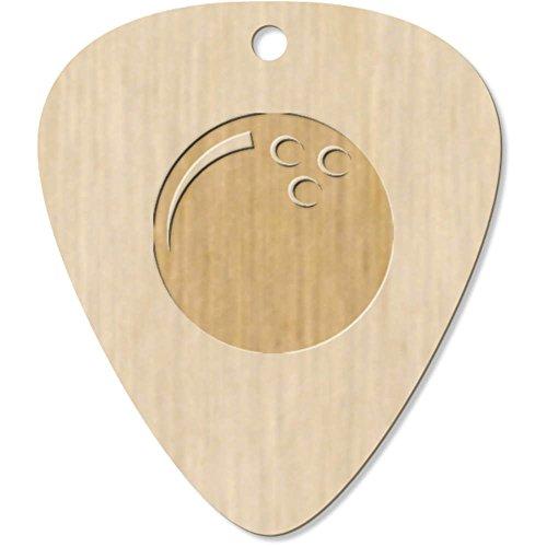 Azeeda 7 x 'Bola de Boliche' Guitarra Púa (GP00007872)