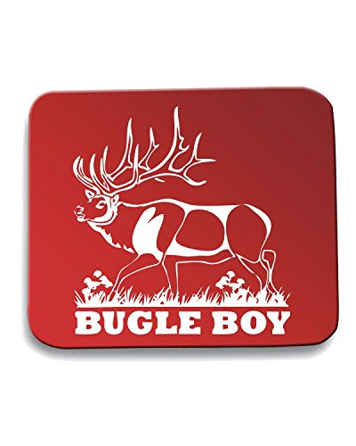 t-shirtshock-tappetino-mouse-pad-fun0889-bugle-boy-stag-decal-34454-taglia-taglia-unica