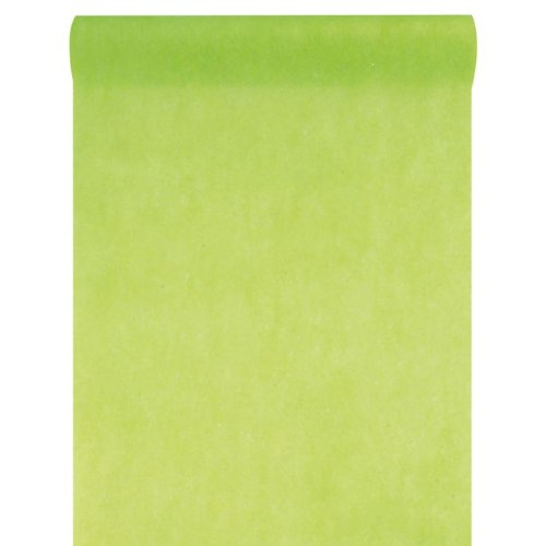 NEU Tischläufer grün, 30cm x 10m