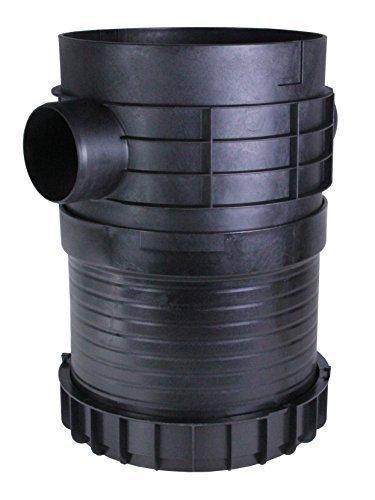 PLURAFIT Pool Überlauf-, und Filterschacht