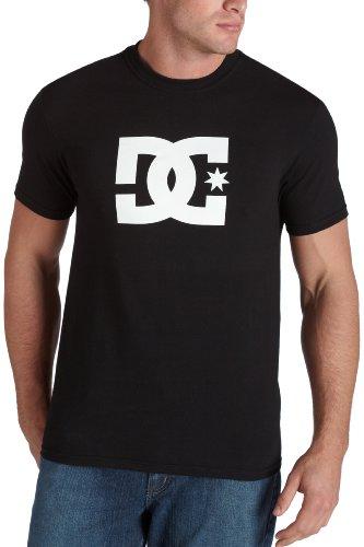 DC Shoes Herren T-Shirt Star Black
