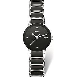Rado R30935712 - Reloj de cuarzo color negro