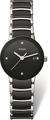 Rado Damen-Armbanduhr XS Analog Quarz Edelstahl 111.0935.3.071