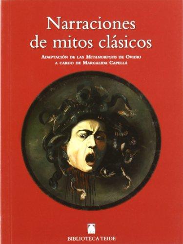 Biblioteca Teide 031 - Narraciones de mitos clásicos -Ovidio-: Adaptación de las Metamorfosis de Ovidio - 9788430760800