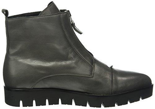 Kennel Und Schmenger Schuhmanufaktur Milla, Bottes Classiques femme Gris - Grau (grey/gunmetal Sohle schwarz 625)