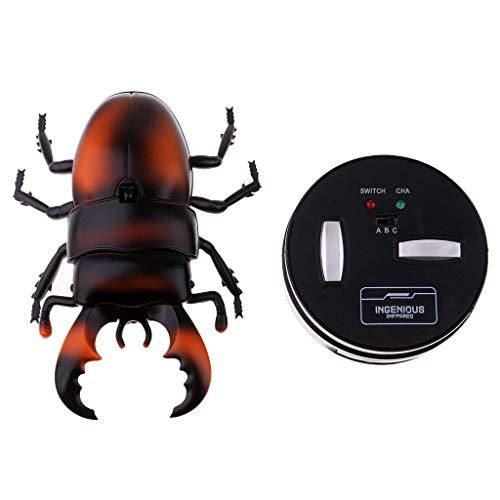 Perfeclan Ferngesteuerte Insekten Spielzeug Scary Spielzeug, ab 8 Jahren