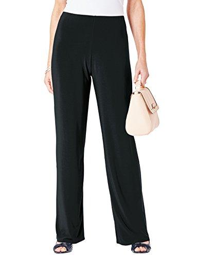 Pantalon Jersey Mesdames Noir