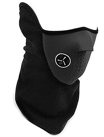 SKL Masque Anti-pollution Bouche-moufle pour Cyclisme BMX Vélo Sport Dehors Étanche A Poussière Filtre A Charbon