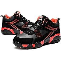 RoadRomao Zapatos para Correr con Engrosamiento cálido en Invierno Amantes de la Pareja Zapatillas Deportivas con