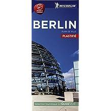 Plan Berlin Plastifié Michelin
