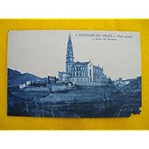 Antigua Postal - Old Postcard : CASTELLAR DEL VALLÉS - Vista Parcial