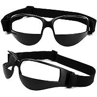 dreamw orldeu Entrenamiento dispositivo Court Vision Baloncesto Dribble Entrenamiento Gafas Sports Glasses de entrenamiento de baloncesto