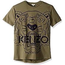70df28e0efb2 Kenzo T-Shirt Tiger JB 3 Vert
