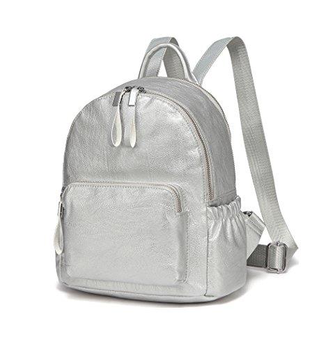 VASCHY Klein Tasche Rucksack Rucksack Frauen Mini Rucksack Handtasche Rucksack Niedlichen Rucksack Mädchen