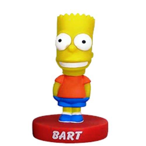 The Simpsons Simpsons Wackelfigur Bart Simpson