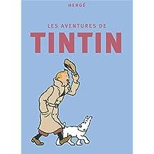 Les Aventures de Tintin, Intégrale : Coffret en 8 volumes