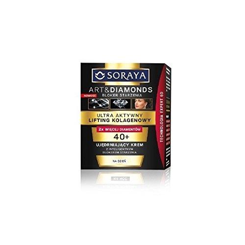 Art & Diamonds 40+ Lifting Creme Collagen für der Tag 50ml von Soraya