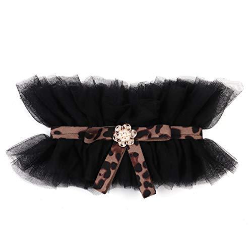 Agoky Edel Halskrause Mühlsteinkrause Rüschen Kragen Abschluss Spanischen Mode Jabot Tüll Halsband Schmuck Schwarz A One Size (Spanische Schönheit Mädchen Kostüme)