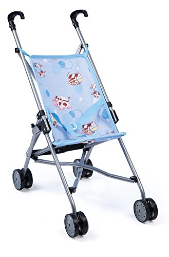 Bayer Design Doll`s Stroller (Blue) 415vRVZiX7L