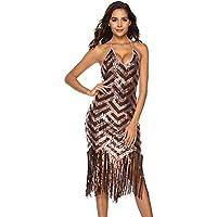 cf85d7b696ec LOVELYOU Vestiti Donna Sexy Hot per Sesso Discoteca Sera Danza Latina Danza  Moderna Abito Vestito Sexy