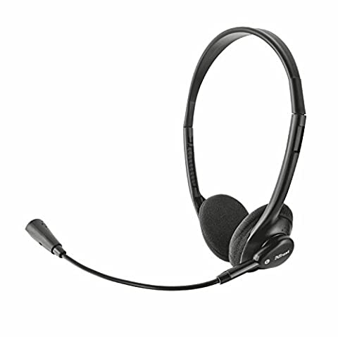 Trust HS-2100 Headset for PC, Laptop -