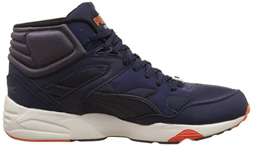 Puma R698 Winterized Hommes Trainers blue
