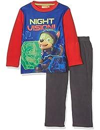 Nickelodeon Paw Patrol Night Vision, Conjuntos de Pijama para Niñas