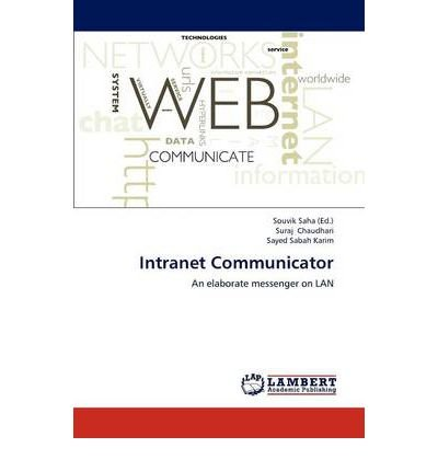 [(Intranet Communicator )] [Author: Suraj Chaudhari] [Jul-2012]