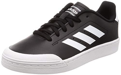 adidas Court 70s, Scarpe da Tennis Uomo, Nero Cblack Ftwwht, 44 EU