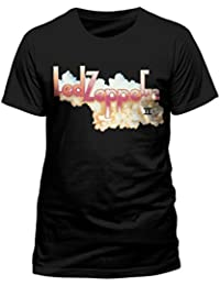 Led Zeppelin Clouds Official Rock Tee T-Shirt Clothing Mens Ladies Womens Unisex