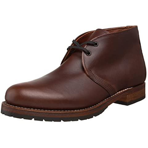 Red Wing Heritage Beckman Chukka Boot,Antique Cigar Featherstone,9.5 D(M) US