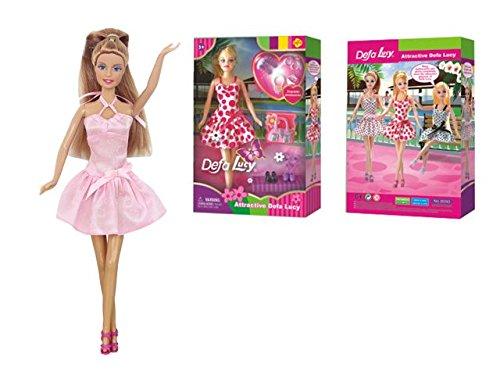 Lucy - 0506050 - Maniquí Doll - Pop Atractivo - Color aleatorio