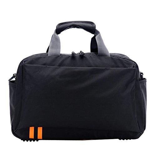 LAIDAYE Travel Duffel Bag Large Foldable Sport Und Fitness Duffle Bag Wasser-Resistant Travel Duffle Bag Mit Abnehmbarem Schultergurt Für Frauen Und Männer 1