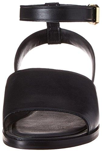 Dolce Vita Dacota Cuir Sandale Black