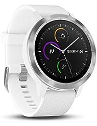 Garmin vívoactive 3 GPS-Fitness-Smartwatch – 24/7 Herzfrequenzmessung am Handgelenk, vorinstallierte Sport-Apps, integriertes GPS, Mobile Payment via NFC