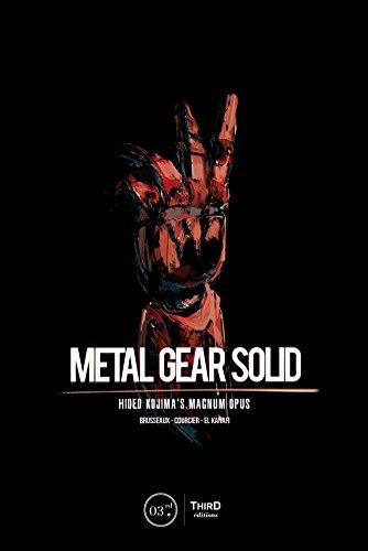 Metal Gear Solid: Hideo Kojima's Magnus Opus por Nicolas Courcier