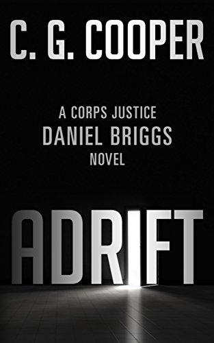book cover of Adrift