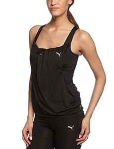 Puma Damen Trainingstanktop TP Trend, black, M, 509603 01