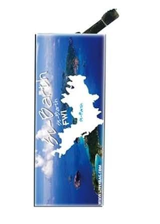 Upper Bag - Briquet avec clip Saint Barth Blue