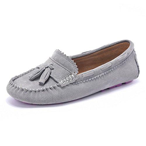 Grande taille chaussures femme avec plat/Chaussures de loisirs/Mère avec des chaussures plates A