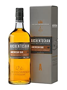 Auchentoshan American Oak Single Malt Scotch Whisky 70 cl by Auchentoshan