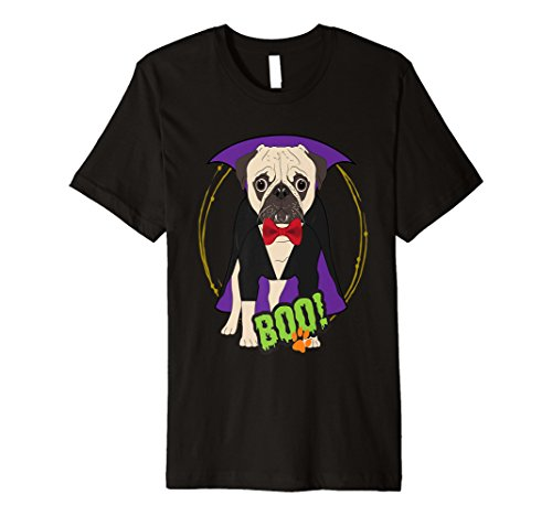 (MOPS HUND Halloween-Kostüm Shirt Cute Slim Vampire)